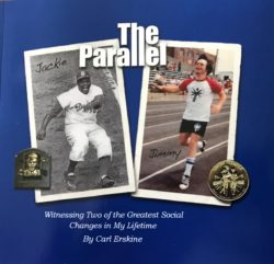 Order Your Copy of The Parallel, by Carl Erskine